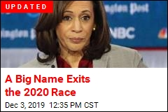 A Big Name Exits the 2020 Race
