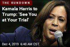Kamala Harris to Trump: 'See You at Your Trial'