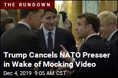 Trudeau, Macron Caught on Video Laughing at Trump