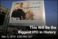 This Will Be the Biggest IPO in History