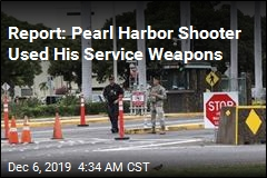 Report: Pearl Harbor Shooter Used His Service Weapons