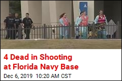 Mass Shooting Reported at Naval Base in Florida
