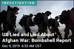 US Lied and Lied About Afghan War: Bombshell Report