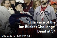 'The Face of the Ice Bucket Challenge' Dead at 34