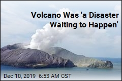 Volcano Was 'a Disaster Waiting to Happen'