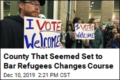 North Dakota County Will Accept Refugees After All