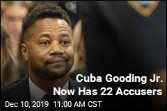 Cuba Gooding Jr. Now Has 22 Accusers