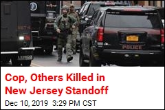 New Jersey Governor: Officers Shot in Standoff