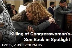 Congresswoman Shares Letter to Murdered Son