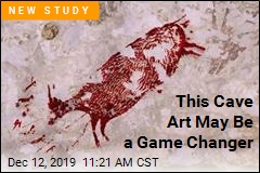 This Cave Art May Be a Game Changer