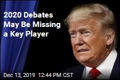 Report: Trump May Sit Out 2020 Debates