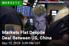 Markets Flat Despite Deal Between US, China