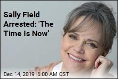 Sally Field Latest to Leave Jane Fonda Cause With Cops