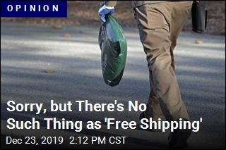 Sorry, but There's No Such Thing as 'Free Shipping'