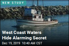 West Coast Waters Hide Alarming Secret