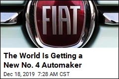 The World Is Getting a New No. 4 Automaker