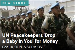 UN Peacekeepers Fathered Hundreds of Kids in Haiti