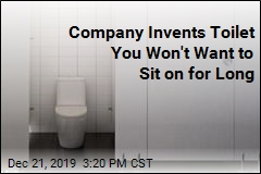 Company Invents Toilet You Won't Want to Sit on for Long