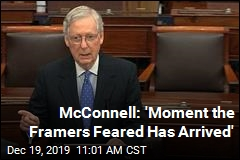 McConnell: 'Moment the Framers Feared Has Arrived'