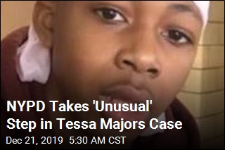NYPD Takes 'Unusual' Step in Tessa Majors Case