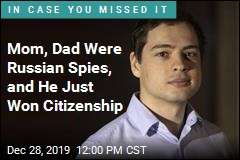 A Big Victory for Man Whose Parents Were Russian Spies