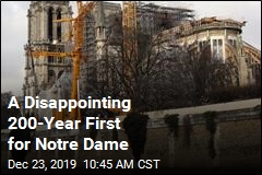 Fire Has Done to Notre Dame What French Revolution Last Did