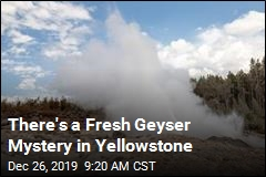 Steamboat Geyser's Eruptions Are Perplexing