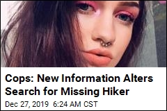 'Interesting Clues' Found in Search for Missing Hiker