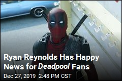 Deadpool 3 Is Coming