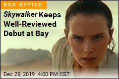 Rise of Skywalker Fends Off Little Women