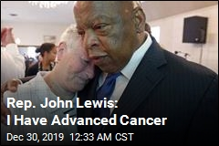 Rep. John Lewis: I Have Advanced Cancer