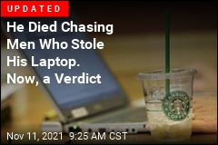 A Laptop Theft at Starbucks Ends in Victim's Death