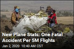 Plane Crash Fatalities Fell by Half in 2019