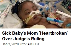 Texas Judge Rules Hospital Can Take Baby Off Life Support