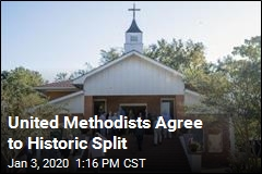 United Methodist Church to Split Over LGBT Rights