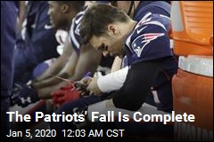 The Patriots' Fall Is Complete