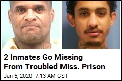 After Mayhem at Miss. Prisons, 2 Inmates Go Missing