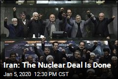 Iran: The Nuclear Deal Is Done