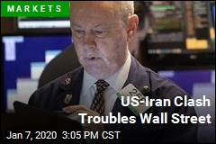 Stocks Drop Amid US-Iran Clash