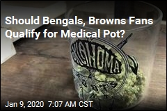 Petition: Bengals, Browns Fans Should Qualify for Medical Pot