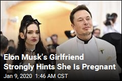 Elon Musk, Grimes Might Be Expecting a Baby