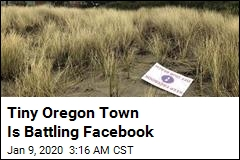 Tiny Oregon Town Is Battling Facebook