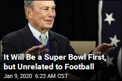 Football Won't Be Only Competition at Super Bowl