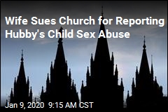 Wife Sues Church for Reporting Hubby's Child Sex Abuse