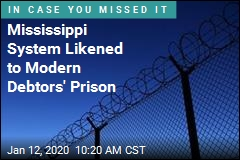 Mississippi System Likened to Modern Debtors' Prison