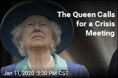 The Queen Calls for a Crisis Meeting