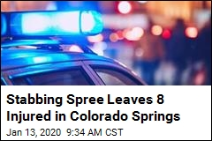 Colorado Stabbing Spree Leaves 8 Injured