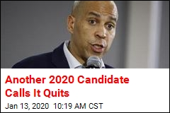 Cory Booker Drops Out of 2020 Race