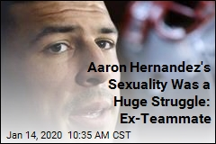 Aaron Hernandez's Sexuality Was a Huge Struggle: Ex-Teammate