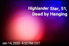 Highlander Star, 51, Dead by Hanging